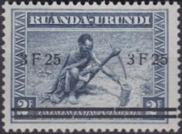 Ruanda-Urundi   .     Yvert   .    117     .      **    .       Neuf SANS Charniere  .   /   .   MNH - Ruanda