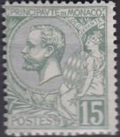 Monaco   .     Yvert    .    44    .      **      .      Neuf SANS Charniere     .   /   .  MNH - Unused Stamps