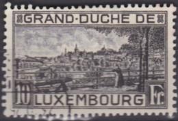 Luxembourg  .     Yvert    .   141        .      O    .      Oblitéré     .   /   .   Gebraucht - Oblitérés