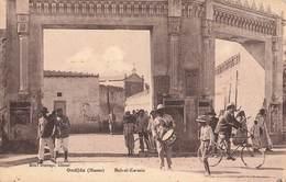Maroc Oudjda Bab El Kermis Tambour De La Ville Velo Cycliste - Sonstige