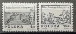 Pologne 1974 / Yvert N°2189-2190 / ** - 1944-.... Republic