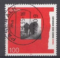 Bund  1995  Mi.nr.: 1790 Europa: Frieden Und Freiheit  Gestempelt / Oblitérés / Used - Oblitérés