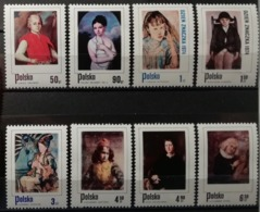 Pologne 1974 / Yvert N°2176-2183 / ** - 1944-.... Republic