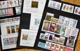 Ordre De Malte - Order Of Malta - Lot De 65 Timbres Ou BF - Lot Of  65 Stamps Or SS - Malta (Orden Von)