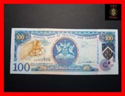 TRINIDAD & TOBAGO 100 $ 2009 P. 52 *COMMEMORATIVE*   UNC - Trinidad Y Tobago