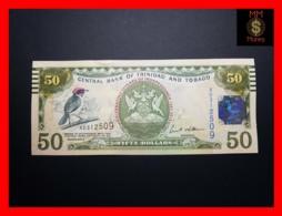TRINIDAD & TOBAGO 50 $ 2006  P. 53  *COMMEMORATIVE*   UNC - Trinidad & Tobago