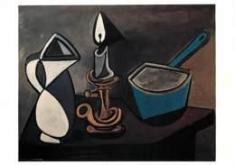 Art - Peinture - Pablo Picasso - La Casserole émaillée, 16 Février 1945 - Carte Neuve - CPM - Voir Scans Recto-Verso - Paintings