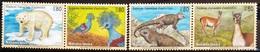 NATIONS-UNIS  GENEVE                  N° 325/328                      NEUF** - Unused Stamps