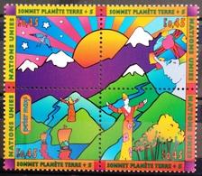 NATIONS-UNIS  GENEVE                  N° 329/332                      NEUF** - Unused Stamps