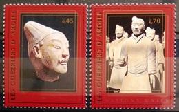NATIONS-UNIS  GENEVE                  N° 340/341                      NEUF** - Unused Stamps