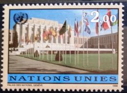 NATIONS-UNIS  GENEVE                  N° 348                      NEUF** - Unused Stamps