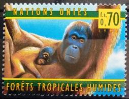 NATIONS-UNIS  GENEVE                  N° 365                      NEUF** - Unused Stamps