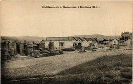 CPA Etablissements A. Massardier A Dunieres (H.-L.) (586146) - Altri Comuni
