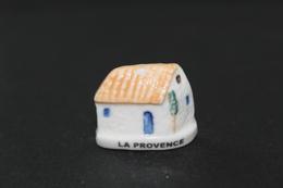 Fève De La Série FACADES TYPIQUES - La Provence - Arguydal 2003 - (Réf. 009) - Regiones