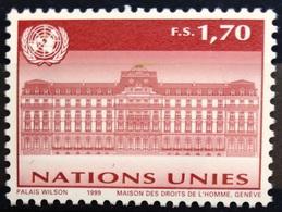 NATIONS-UNIS  GENEVE                  N° 378                      NEUF** - Unused Stamps