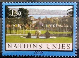 NATIONS-UNIS  GENEVE                  N° 446                      NEUF** - Nuevos