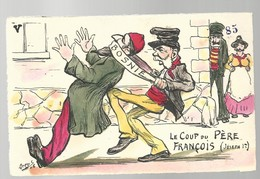 CPA - ORENS - SERIE LIMITEE - LE COUP DU PERE FRANCOIS - TRES BON ETAT - Orens