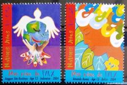NATIONS-UNIS  GENEVE                  N° 515/516                      NEUF** - Nuevos