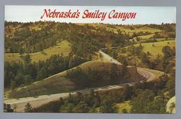 US.- HIGHWAY 20. NEBRASKA'S SMILEY CANYON. - Autres