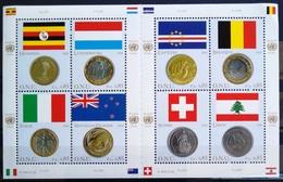NATIONS-UNIS  GENEVE                  N° 564/571                      NEUF** - Nuevos