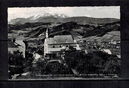 Österreich - Wallfahrtskirche ST. CORONA Am Wechsel , Blick Auf Schneeberg , 2075 M U. Kirchberg - Neunkirchen