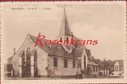 Zwijndrecht De Kerk L'Eglise 1937 - Zwijndrecht