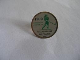 GOLF 1990 Championnat De France Pro LA DOMANGERE LA ROCHE SUR YON - Golf