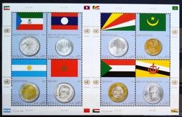 NATIONS-UNIS  GENEVE                  N° 682/689                      NEUF** - Neufs