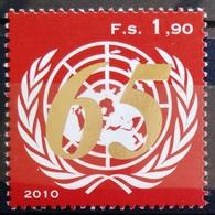 NATIONS-UNIS  GENEVE                  N° 728                      NEUF** - Neufs