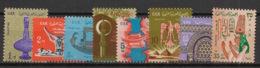 Palestine - Egypt Occupation - 1964 - N°Yv. 103 à 109 + 112 - 8 Valeurs - Neuf Luxe ** / MNH / Postfrisch - Palästina