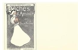 CPA - SERIE SIMONIS EMPIS - PECHES D'AMOUR - NON ECRITE - TBE - Künstlerkarten