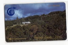 SAINTE-HELENE  Ref MV CARDS STH-04 10£ PLANTATION HOUSE 3600 Ex.CN :1CSHD - Sainte-Hélène