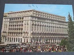 "HOTEL  ""GRANDE - BRETAGNE"" ATHENES - Grecia"