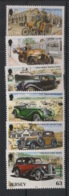 Jersey - 1999 - N°Yv. 885 à 890 - Old Cars - Neuf Luxe ** / MNH / Postfrisch - Jersey
