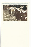 CPA - ART NOUVEAU - ILL. DIEZ - DIE RAUCHER - JUGEND - Autres Illustrateurs