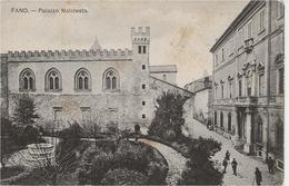 Fano - Palazzo Malatesta - HP1010 - Fano