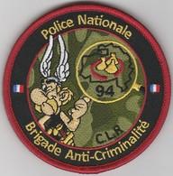 Écusson Police BAC Choisy Le Roi (94) - Polizei