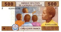 East African States - Afrique Centrale Guinée Equatoriale 2002 Billet 500 Francs Pick 506 Neuf UNC - Equatorial Guinea