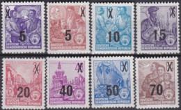 DDR  .    Yvert    .    176/183      .    **      .   Postfrisch    .   /   .  MNH - [6] Democratic Republic