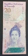 RS - Venezuela 20 Bolivares Banknote 2007 #F57176102 - Venezuela