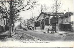 93     Saint-ouent        Avenue Des Batignolles    Le Marché - Saint Ouen