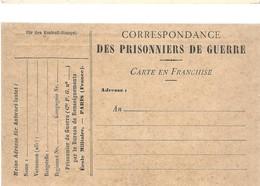 CARTE FRANCHISE MILITAIRE 14/18 - SIMPLE - NEUVE - 8 - FM-Karten (Militärpost)