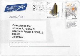 Holanda. 09-IX-2011. Groningen - Bogota (Colombia) - Period 1980-... (Beatrix)