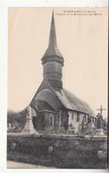 27 - Bournainville - église - Monument-aux-morts - France