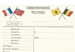 CARTE FRANCHISE MILITAIRE 14/18 - SIMPLE - NEUVE - 14 - Marcophilie (Lettres)