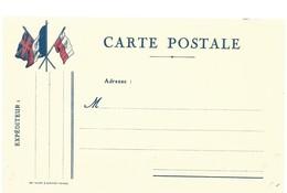 CARTE FRANCHISE MILITAIRE 14/18 - SIMPLE - NEUVE - 19 - Marcophilie (Lettres)