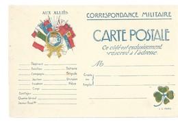 CARTE FRANCHISE MILITAIRE 14/18 - SIMPLE - NEUVE - 31 - Marcophilie (Lettres)