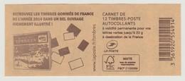 "FRANCE - CARNET N° 858 C8 - NEUF** NON PLIE - Marianne De Ciappa-Kawena "" Livre Des Timbres .... "" - Standaardgebruik"