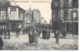 92      Boulogne Billancourt      Rue Du Point Du Jour - Boulogne Billancourt