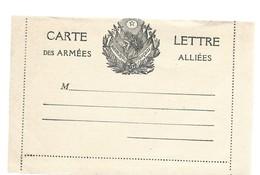 CARTE LETTRE FRANCHISE MILITAIRE - NEUVE - BON ETAT - 3 - FM-Karten (Militärpost)